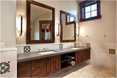 bathroom trim ideas bath idea counter wood trim bathroom ideas