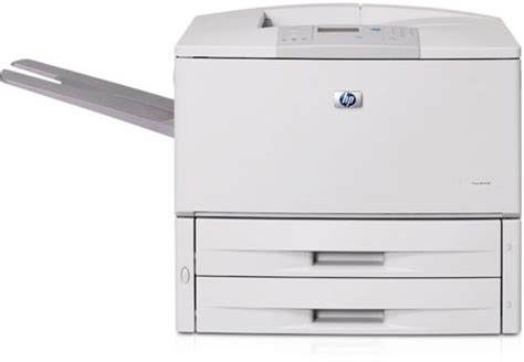 Printer Laser Ukuran A3 Hp 9050dn A3 Mono Laser Printer Q3723a Dubai Abu Dhabi Uae