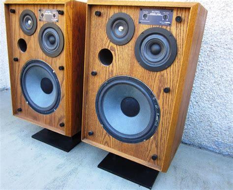 Altec Lansing Speaker speakerholic altec lansing model 9 speakers
