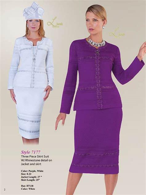liorah knits liorah knits 7177 womens knit suits