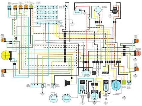 cb400 wiring diagram wiring diagram and schematic