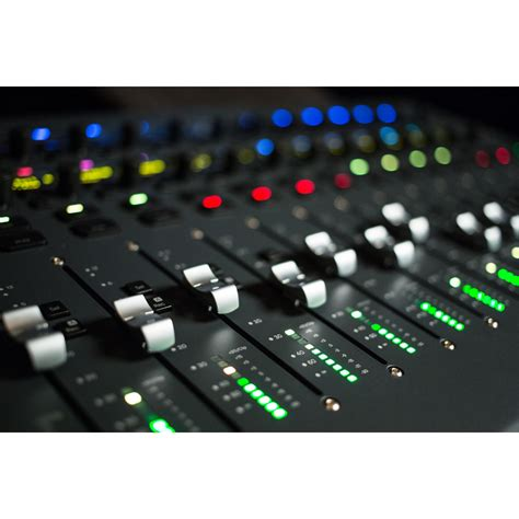 console audio avid pro tools s3 surface consoles recording