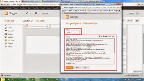 membuat widget artikel terbaru di blog cara membuat widget postingan terbaru di blogspot pripun