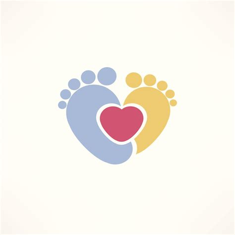 baby footprint tattoos to celebrate your little bundle of joy