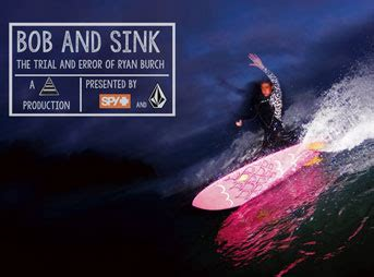 bob and sink: the trial and error of ryan burch | the inertia