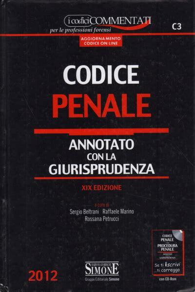 libreria petrucci codice penale sergio beltrani raffaele marino rossana