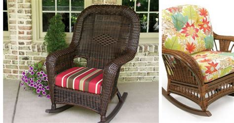 types of wicker furniture types of wicker rocking chairs blog wicker home patio