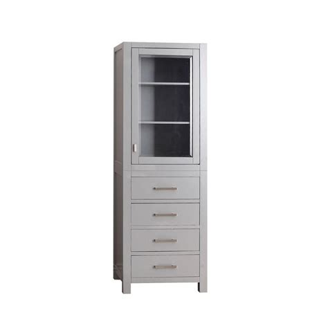 Avanity Modero 24 In W X 71 In H X 20 In D Bathroom Bathroom Storage Tower Cabinet