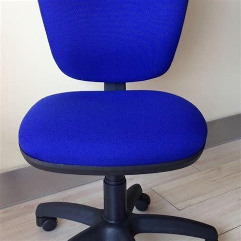 sedie da ufficio usate offerta sedia professionale da ufficio senza braccioli