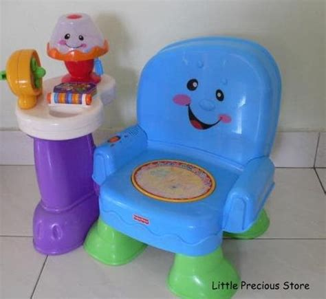 precious store fisher price laugh and learn story