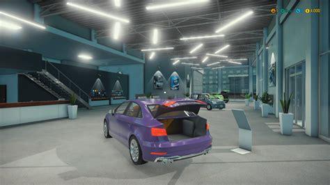 car mechanic simulator 2018 car salon car mechanic simulator 2018 in yarış pisti ve araba salonu