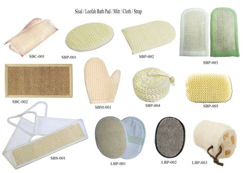 bathroom loofah loofah and sisal bath pad sponges oem factory for