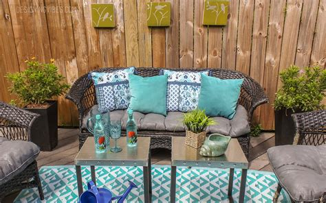Outdoor Patio Furniture Paint 10 Outdoor Furniture Makeovers Using Paint Page 10 Of 10 The Weathered Fox