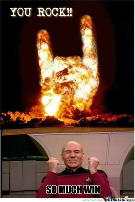 You Rock Meme - rmx you rock by bloodknighty meme center