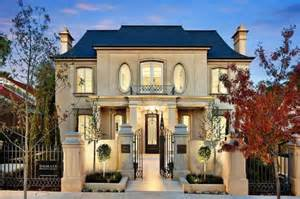 French House French Provincial Facade New House Precedence