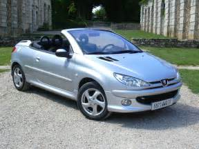 Peugeot 206cc Peugeot 206 Cc Photos News Reviews Specs Car Listings