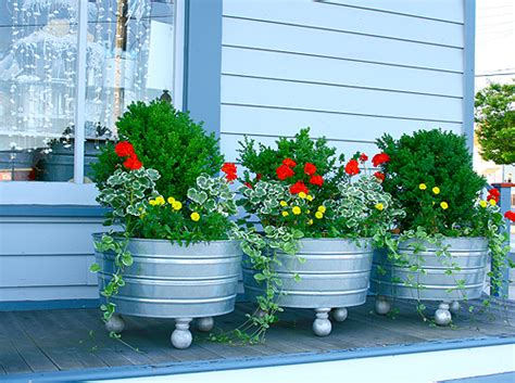 Pretty Planter Ideas by 17 Pretty Planter Ideas Beneath