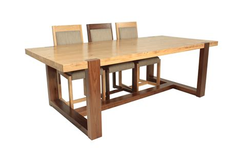 Design For Oak Dinning Table Ideas Solid Wood Dining Room Table And Chairs Decor References