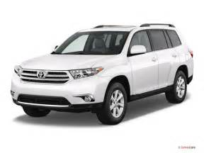 Reviews On Toyota Highlander 2011 Toyota Highlander Prices Reviews And Pictures U S
