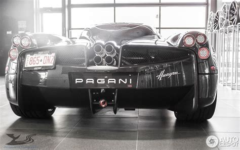 pagani dealership pagani huayra bei einem dealer in toronto