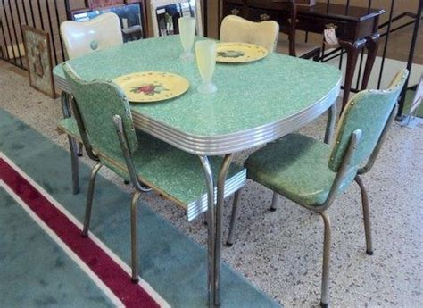 fifties style kitchen tables formica 50s kitchen table and chairs my style