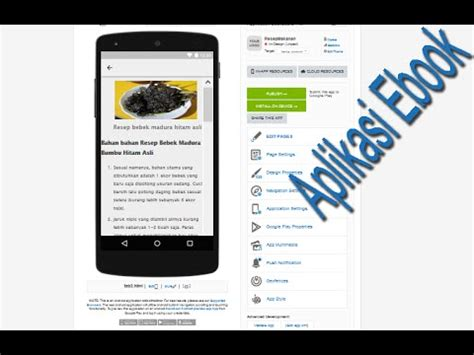 membuat aplikasi android admob cara membuat aplikasi ebook untuk android beserta iklan
