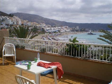 view   balcony picture  apartamentos vistasur playa de las americas tripadvisor