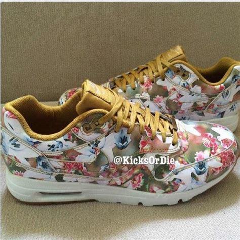 Nike Air Max Floral 5 floral nike air max 1 2017 w681i5 toptenshoes