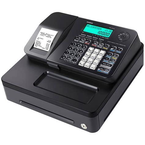 Casio Se S100 Register casio kassakone se s100