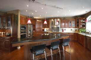 Big Kitchen Designs Large Country Kitchen Designs Kitchentoday