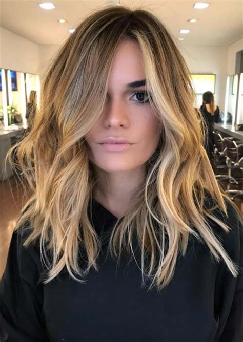 Mid Length Hairstyles For by 51 Medium Hairstyles Shoulder Length Haircuts For