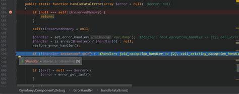 yii2 errorhandler layout attractive symfony template pattern resume template