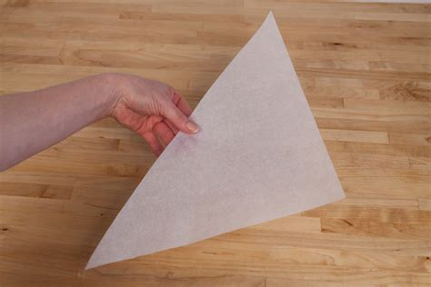 How Do You Make Parchment Paper - how to make parchment cones bakepedia tips