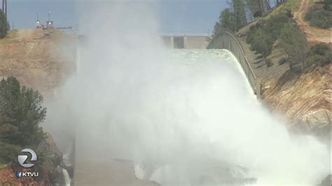 water resources department moving to fix damaged oroville