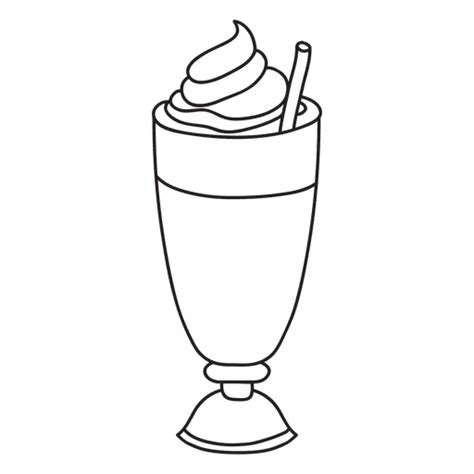 milkshake coloring pages coloring pages