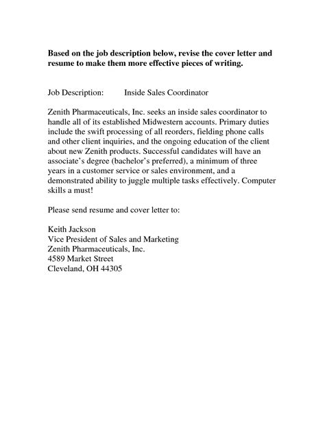cover letter for job application biotechnology, How to