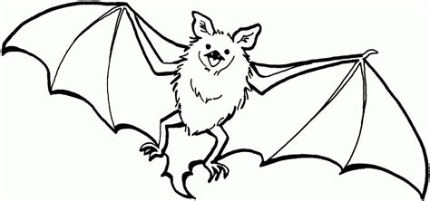 bat coloring pages to print coloring pages