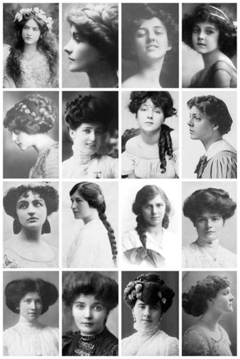 hairstyles of 1900 edwardian hairstyles the o jays and hairstyles on pinterest