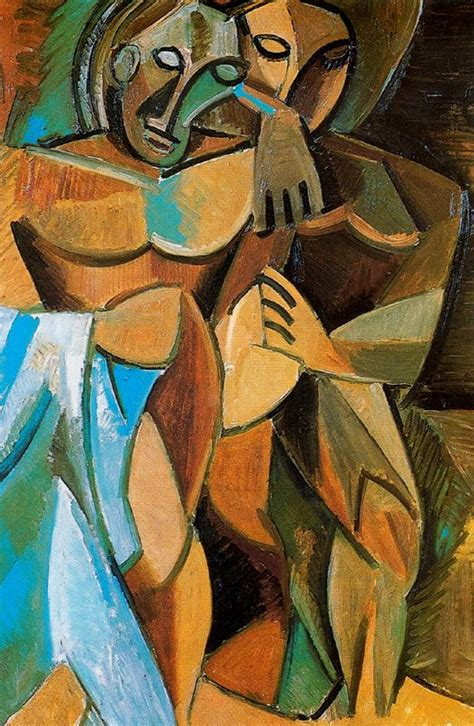 picasso period paintings images pablo picasso influenced period period 1907 1909