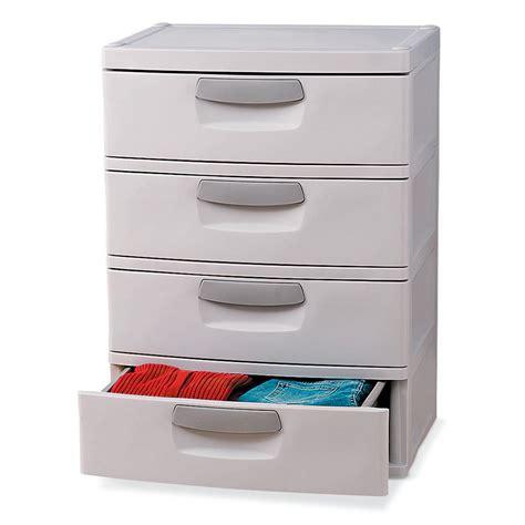 sterilite 3 drawer wide cart primary colors sterilite dresser bestdressers 2017