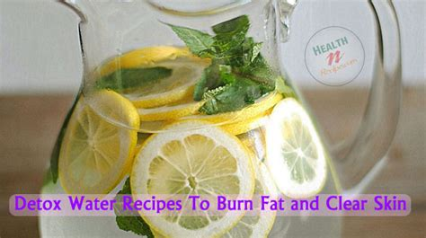 Detox Water Lemon Cucumber Mint Side Effects by Detox Water Lemon Cucumber Mint Side Effects