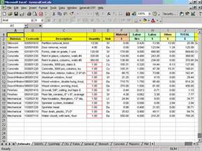 construction punch list excel spreadsheet pictures to pin