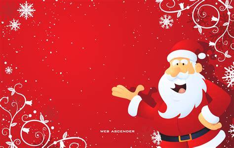christmas wallpaper with santa claus santa claus wallpapers set 03