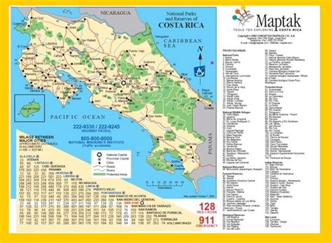 aaa printable directions pin by shelle schraven feldner on vacation costa rica