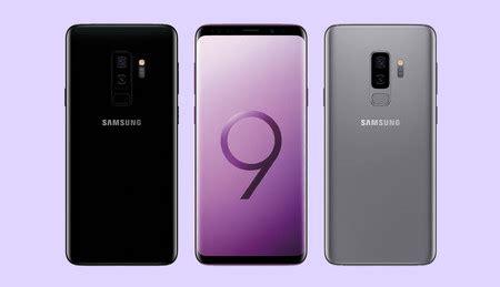 samsung galaxy s9 y galaxy s9+, ficha técnica de
