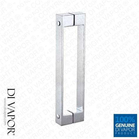 Shower Door Replacement Handles 160mm Solid Stainless Steel Shower Door Handle 16cm To Back To Back Ebay