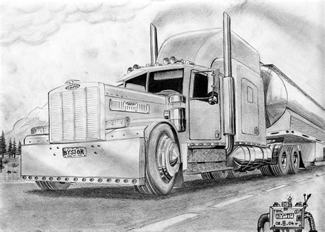 peterbilt 379 01 by kalasznikow47 on deviantart