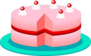 pink cake clip art at clker com vector clip art online