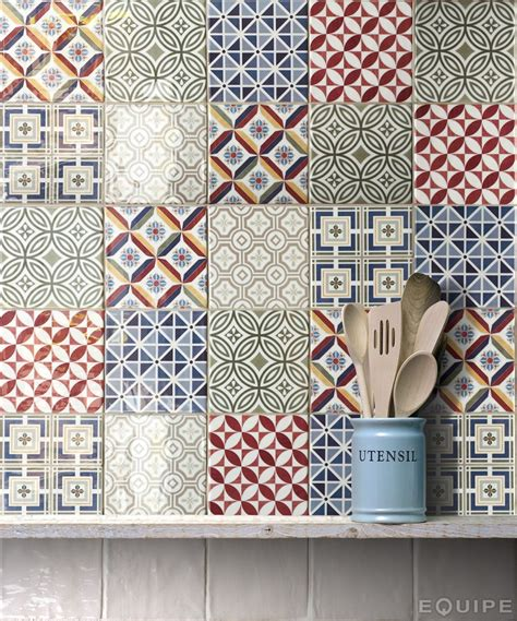 Patchwork Tiles - country equipe ceramicas