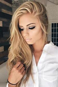 hairhair straght on back curly on top 25 best ideas about straight hairstyles on pinterest easy side braid straight hair tips and
